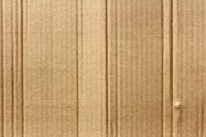 Cardboard close range