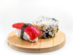 The best Japanese restaurants are located in Hollywood.