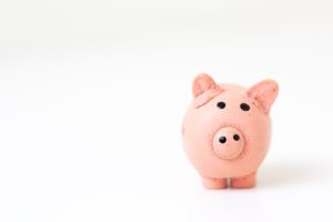 Make sure your piggy-bank is full before moving to LA for acting