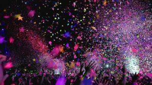 Best music festivals in America. Captured festival.