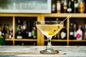 Martini in of the top 10 restaurants in Hollywood.