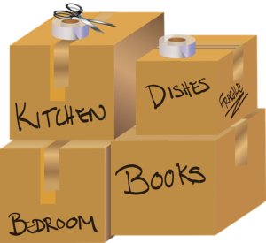 Moving boxes - Will moving companies pack your items?