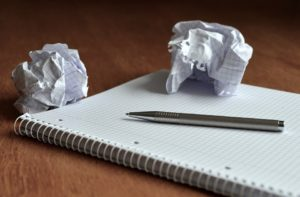 A notebook and a pen you can use to plan and prepare for your LA move in advance.