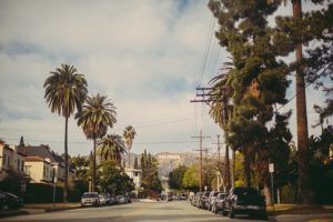 become a local after moving to Hollywood