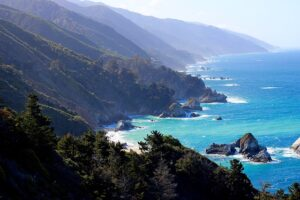 Big Sur as a great location if you want to buy a beach house in California.
