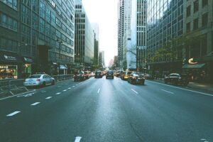 NYC street - Learn how to settle in after LA to NYC relocation.