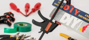 DIY tools, great for realization of DIY storage ideas for your backyard
