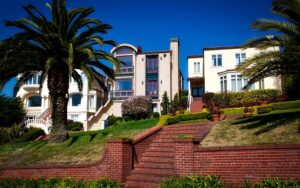 Residential properties. Determine your specifications when buying a vacation home in California remotely.