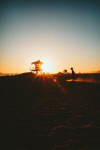 beach in orange county