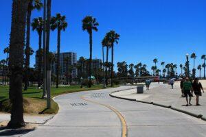 Santa Monica, California.